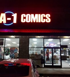 A-1 Comics Roseville