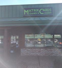 Matrix Cards Games & Hobbies