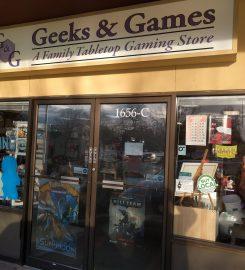 Geeks & Games