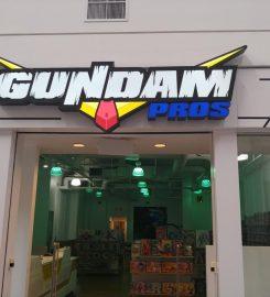 Gundam Pros